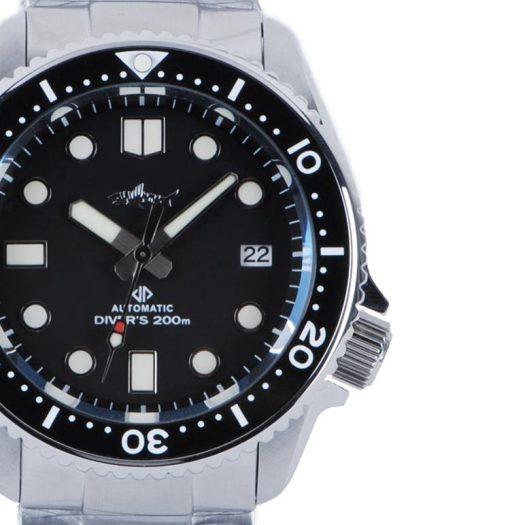 Heimdallr Marine Master 5-Link Edelstahl Armband