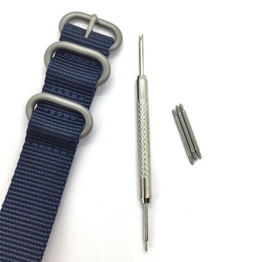 Steeldive Nato Uhrenarmbänder 20mm