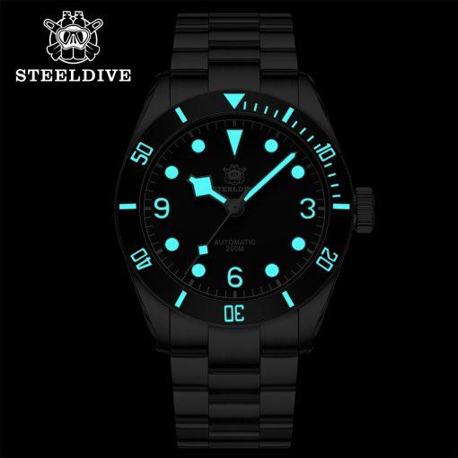 Steeldive 1958 Blau