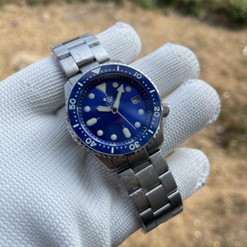 Steeldive 1996 Blau