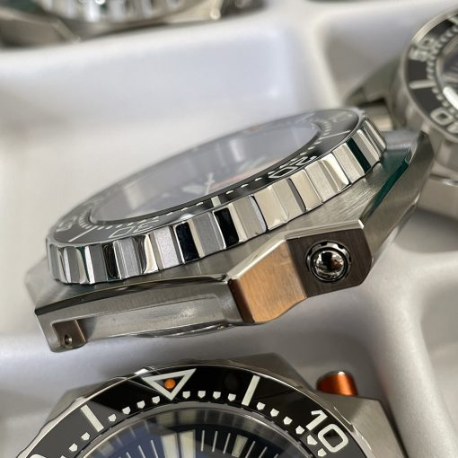 Steeldive 1969 Mesh Armband